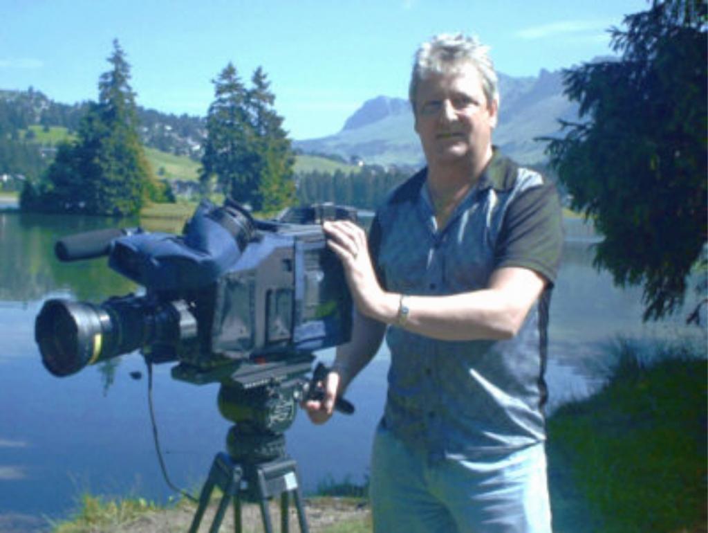 Geschäftsführer Dietrich Waske
